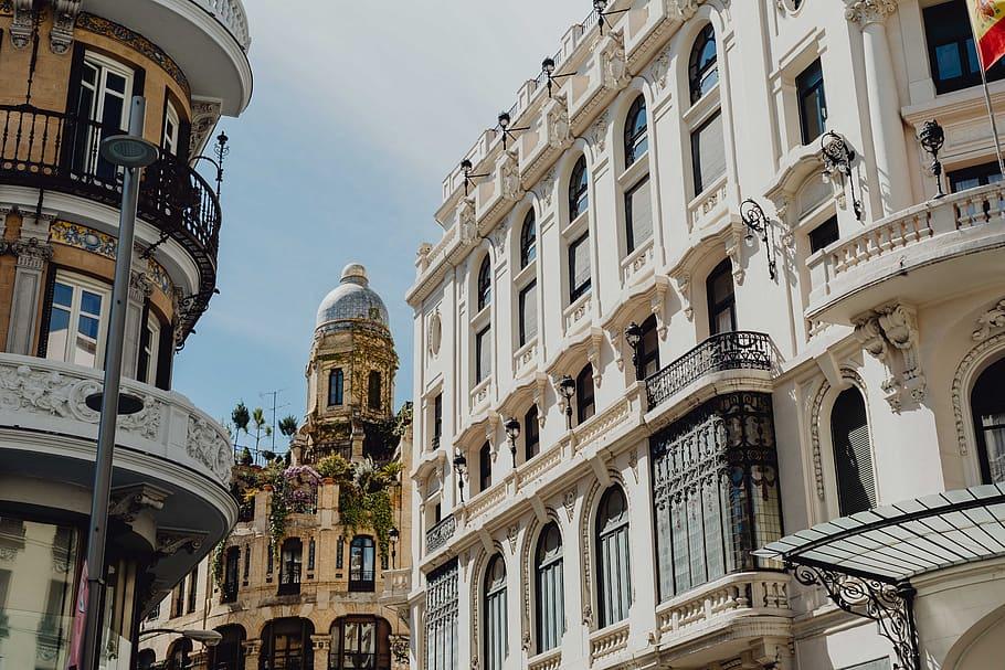 недвижимость испании вид жительство
